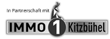 In Partnerschaft mit IMMO1 Kitzbühel