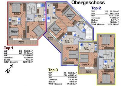 Plan Haus 1 - OG