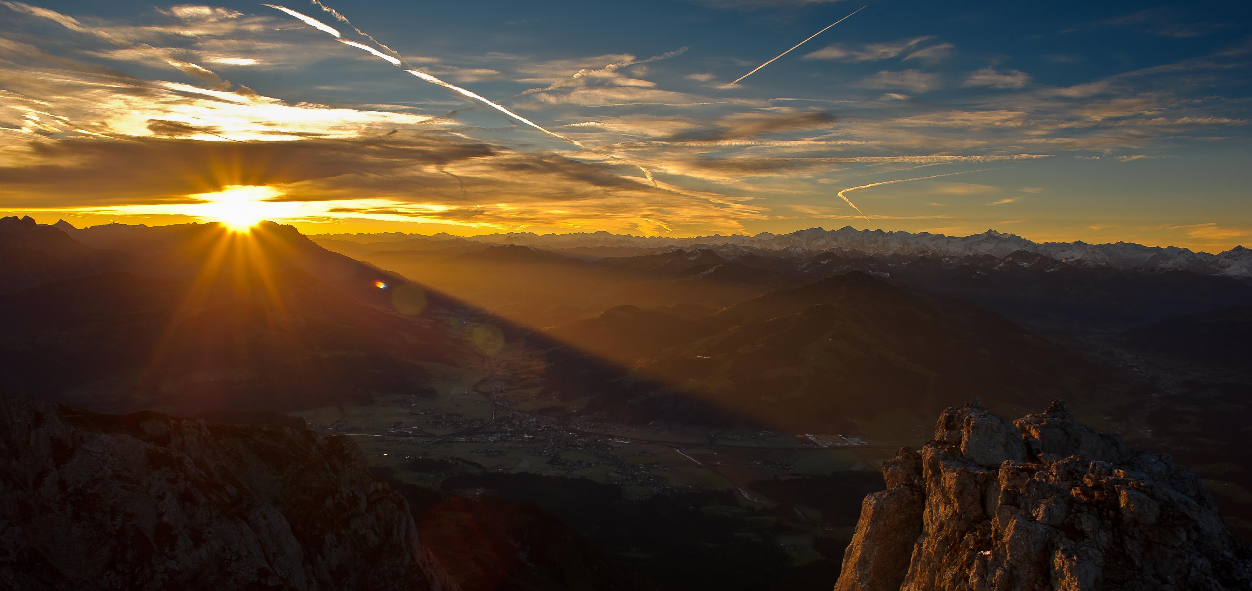 Sonnenaufgang-Landschaft_Wilder-Kaiser_Foto-Roland-Schonner-(2)©tvbwilderkaiser